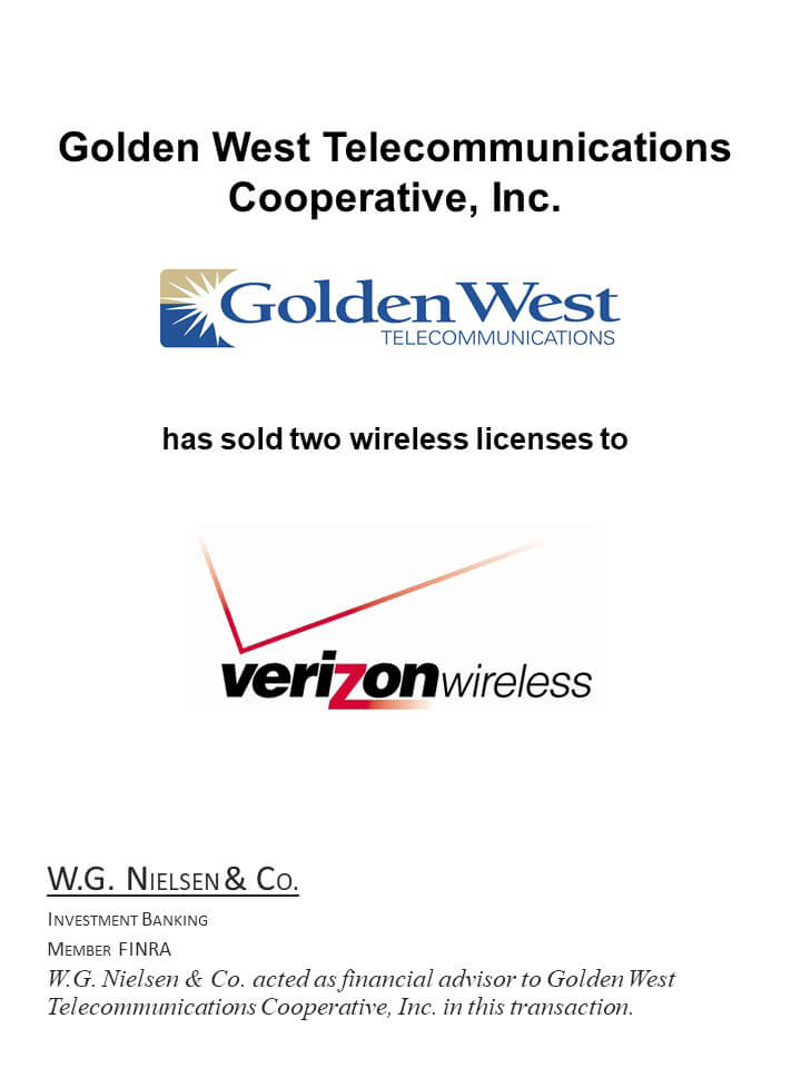 golden west investment banking transaction